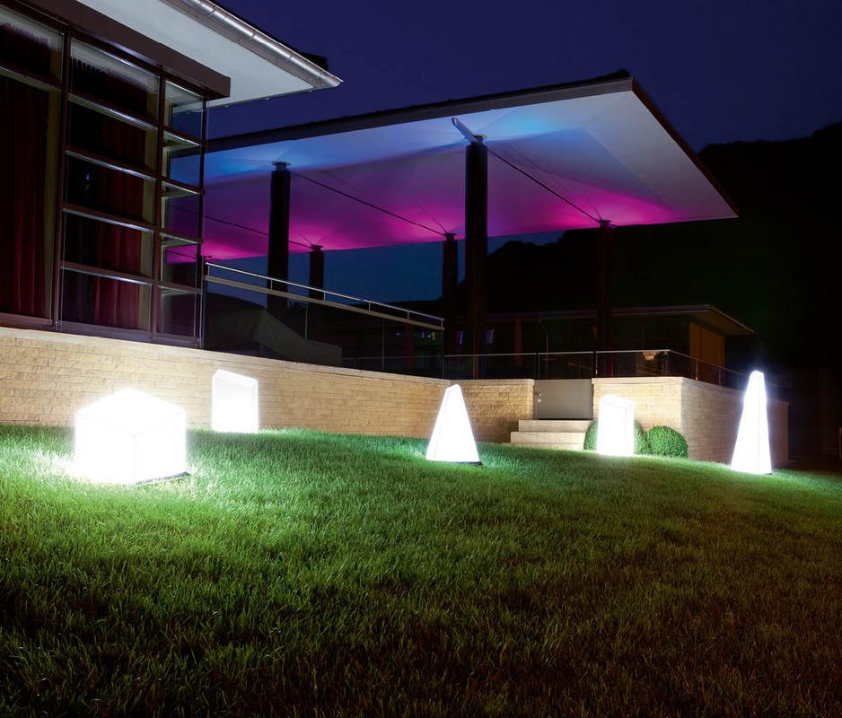 Ledagio die kabellose design lampe f r drinnen und for Design hotel f 6 genf